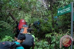 Gunung Gede Pangrango ditutup dari aktivitas pendakian