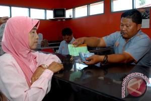 Pencairan Dana PKH Sukabumi