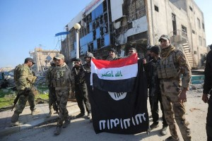 Duduki Shirqat, pasukan Irak kian dekat rebut jantung ISIS di Mosul
