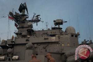 ISIS digempur kapal perang Rusia
