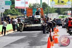 366 ruas jalan Kota Tangerang sudah diperbaiki