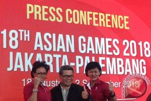 Sosialisasi Asian Games Di Medan