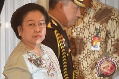 Megawati siap hadiri apel Harlah NU, Pancasila