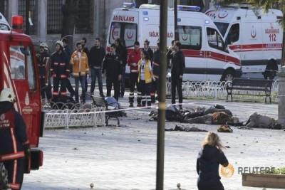 Polisi evakuasi gedung Bandara Istanbul