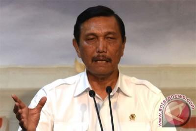 Menko Maritim: Wilayah maritim segera diintegrasikan
