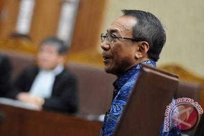 Mantan Menteri ESDM Jero Wacik divonis empat tahun penjara