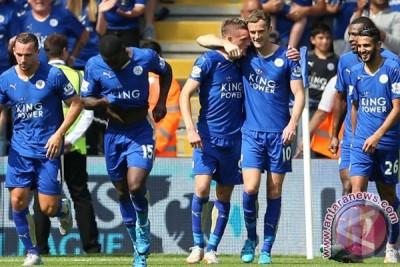 Dongeng Leicester City berujung indah membahagiakan