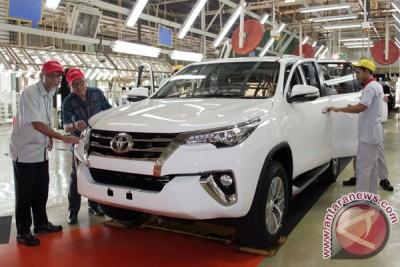 Toyota lanjutkan rencana besar investasi di Indonesia
