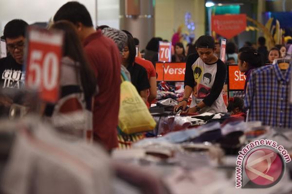 Pusat Perbelanjaan Indonesia akan berikan diskon Kemerdekaan