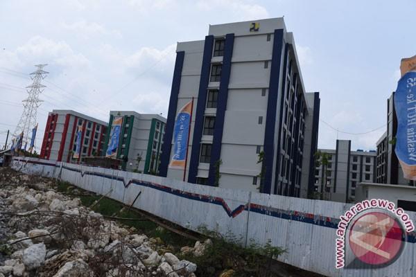 Pembangunan rusunawa Cengkareng Barat ditunda