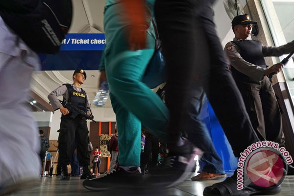 KAI Purwokerto: volume penumpang naik 15,29 persen