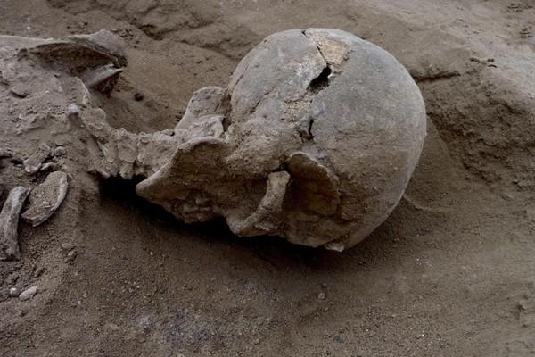Peneliti temukan bukti peperangan tertua di Kenya