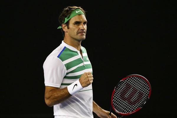 Federer taklukkan Raonic untuk capai semifinal