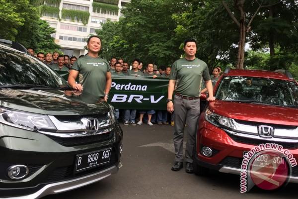 Sejak Agustus lalu 7.000 unit Honda BR-V sudah dipesan