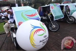 Sayembara maskot Asian Games menyisakan 11 peserta