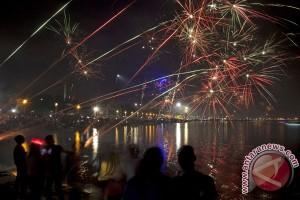 5.505 personil gabungan jaga malam Tahun Baru 2017