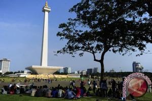 BMKG: cuaca Jakarta saat lebaran cerah berawan