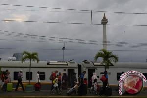 Daop I PT KAI  jamin keselamatan angkutan Lebaran