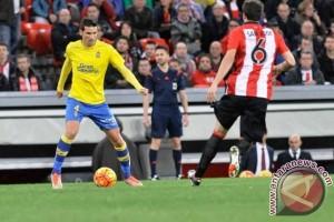 sepak bola - klasemen liga spanyol - (d)