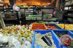 Inflasi Januari 0,51 persen, dipengaruhi kelompok bahan makanan