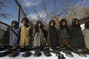 Taliban masuki Kunduz di Afghanistan