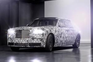 Rolls-Royce kembangkan aluminium space-frame terbaru