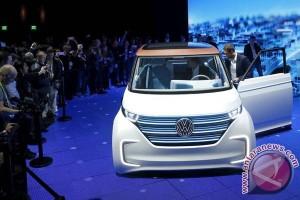 VW luncurkan minivan listrik pintar BUDD-e