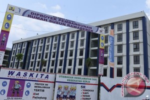Kementerian PUPR bangun rusunawa di Kota Sukabumi
