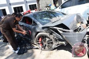 Kasus Kecelakaan Lamborghini