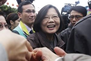 Singgah lagi di AS, Presiden Taiwan mampir ke kantor pusat Twitter