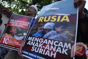 Kecam Invasi Rusia Ke Suriah