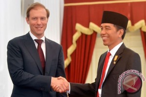 Kerjasama Indonesia - Rusia