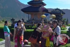 Kunjungan wisman ke Bali meningkat 23,14 persen