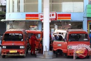 Harga BBM tidak naik hingga Lebaran 2016