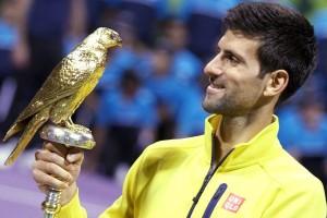 Djokovic melaju ke semi final AS terbuka