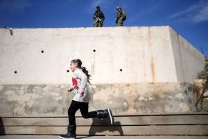 Gadis Palestina ditembak mati setelah mencoba tusuk petugas Israel