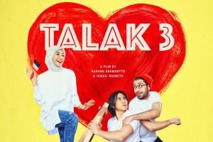 "Hanung Bramantyo dan Ismail Basbeth kolaborasi garap ""Talak 3"""