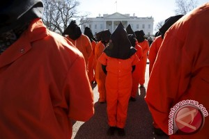 AS akan pindahkan empat tahanan Guantanamo ke Arab Saudi