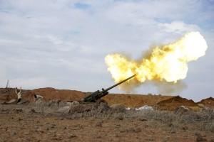 Pemberontak tembak jatuh jet tempur Suriah