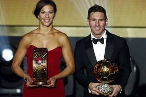 Barcelona ganti direktur karena ucapan tentang Messi