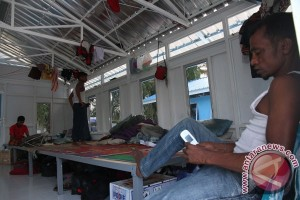 Imigran Rohingya Semakin Berkurang