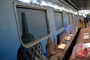 Tiket kereta dari Jember habis jelang libur hari Nyepi