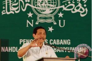 Pemerintah dorong NU jadi juru damai di Timteng