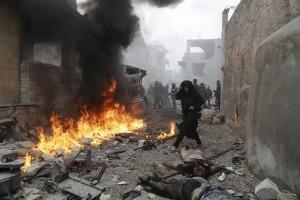 UNICEF : 25 anak tewas akibat serangan udara di Suriah