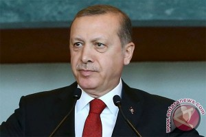 Presiden Turki kecam dukungan AS untuk Kurdi Suriah