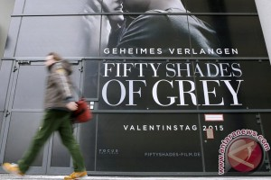'Fifty Shades' dan 'Pixels' calon film terburuk Razzie