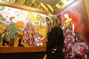 Batik Karakter Disney