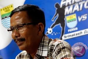 Bus pemain Persib alami kecelakaan tol Jakarta-Cikampek