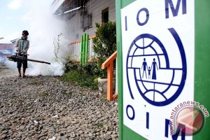 Pengasapan DBD Shelter Rohingya