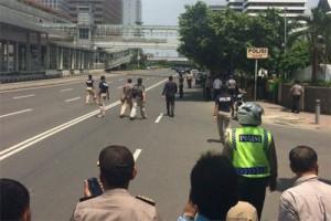 BOM JAKARTA - Pengelola Borobudur perketat pengamanan pascaledakan Thamrin